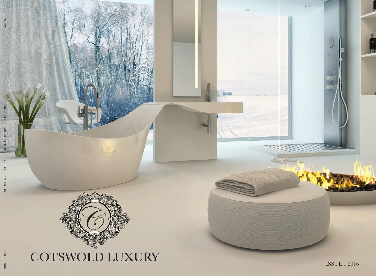 Cotswold Luxury Issue 1 2016 By Style Ltd