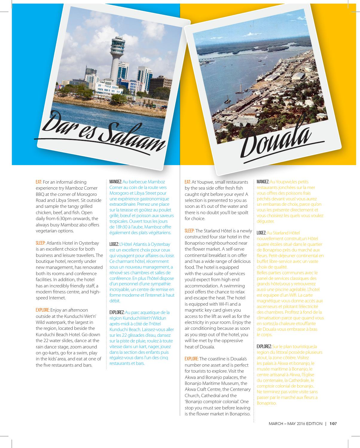 Rwandair inzozi magazine march 2016 by inzozi magazine issuu