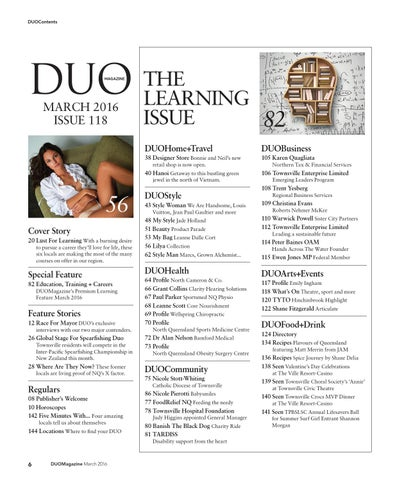 d05f74a3caf DUOMagazine March 2016 by DUO Magazine - issuu