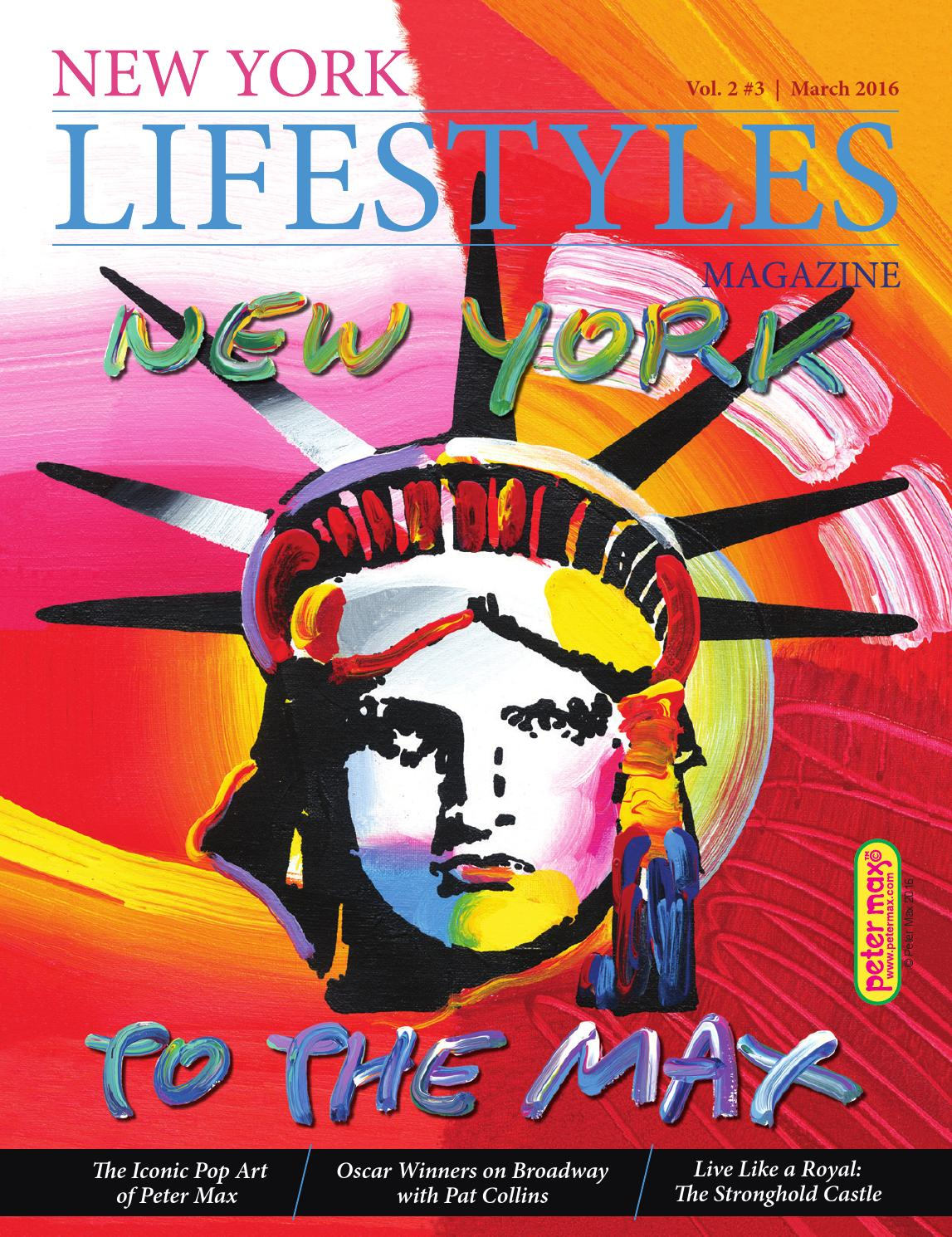 New York Lifestyles Magazine - March 2016 by New York Lifestyles Magazine -  issuu 6388c5695a75