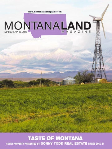 montana land magazine march april 2016 by billings gazette issuu rh issuu com