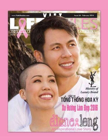 Vietlifestyles Issue 64 Featuring Diane   Long by VietLifestyles ... 02424d6c1e