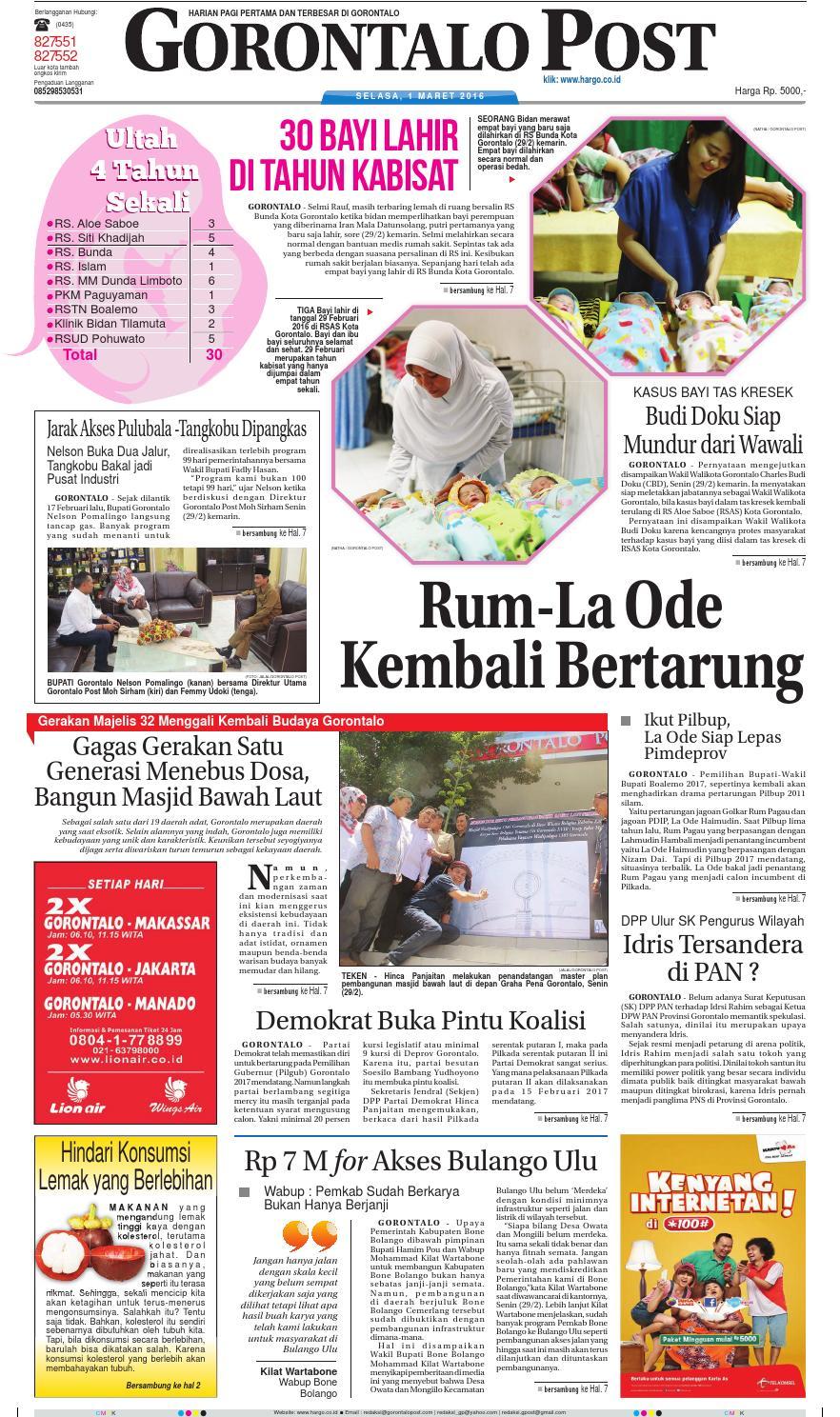 Jual Produk Ukm Bumn Bunga Meja Daur Ulang Gorontalo Terbaru 2018 Bale Sehat Teh Rosella Merah 3 Box Selasa 01 Maret 2016 By Post Issuu