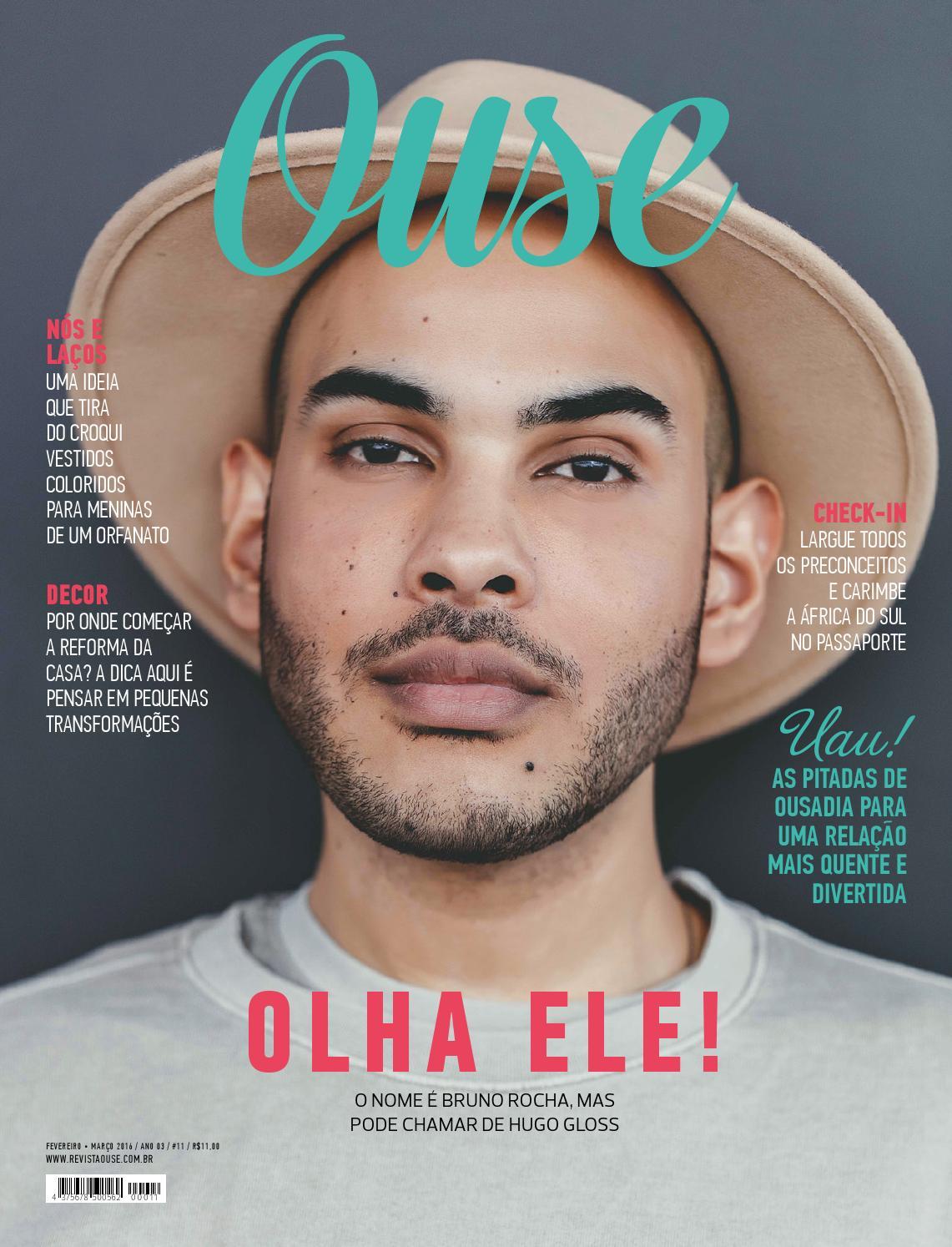 f305739b493da Revista Ouse Fevereiro e Março 2016 by Revista Ouse - issuu