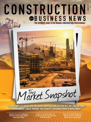 Construction Business News ME March 2016