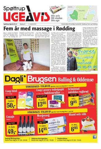 intim massage randers hus til leje skive og omegn
