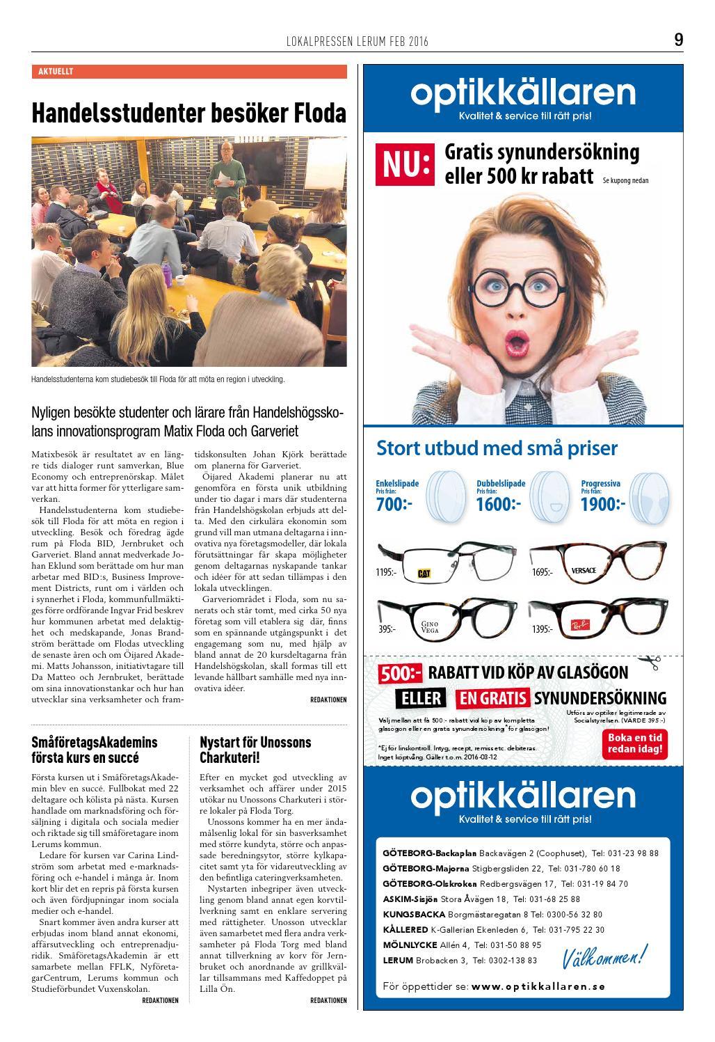 Lokalpressen lerum nr 2 2016 by Lokalpressen - issuu 708d53586af3f