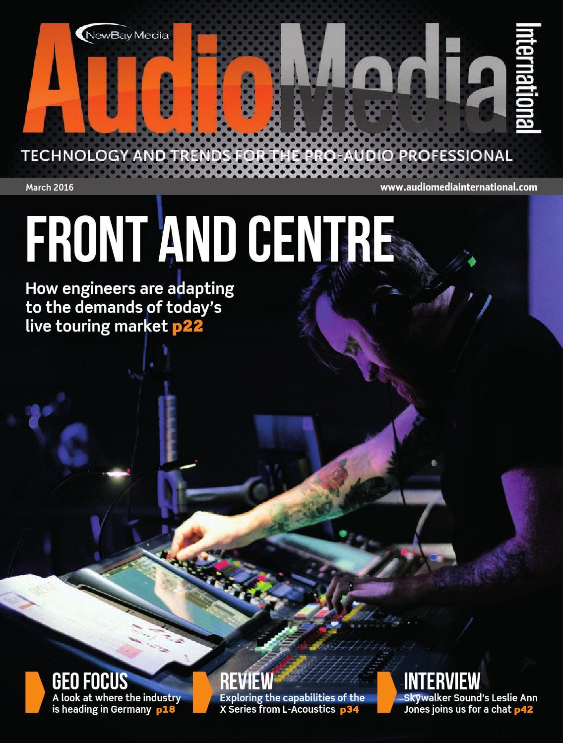 Ami March 2016 Digital Edition By Future Plc Issuu Circuit Board Picture Frame Getdigital