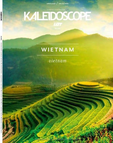 Kaleidoscope March 2016 By Lot Polish Airlines Issuu