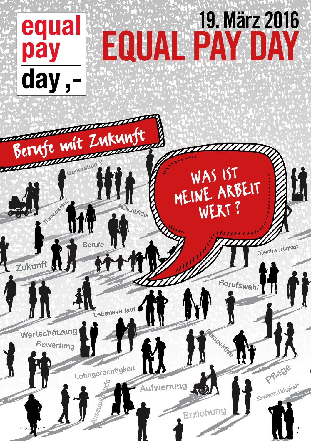 Equal Pay Day Journal 2016 by BPW Germany e.V. - issuu