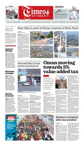 77d98fd91c8 Times of Oman - March 1