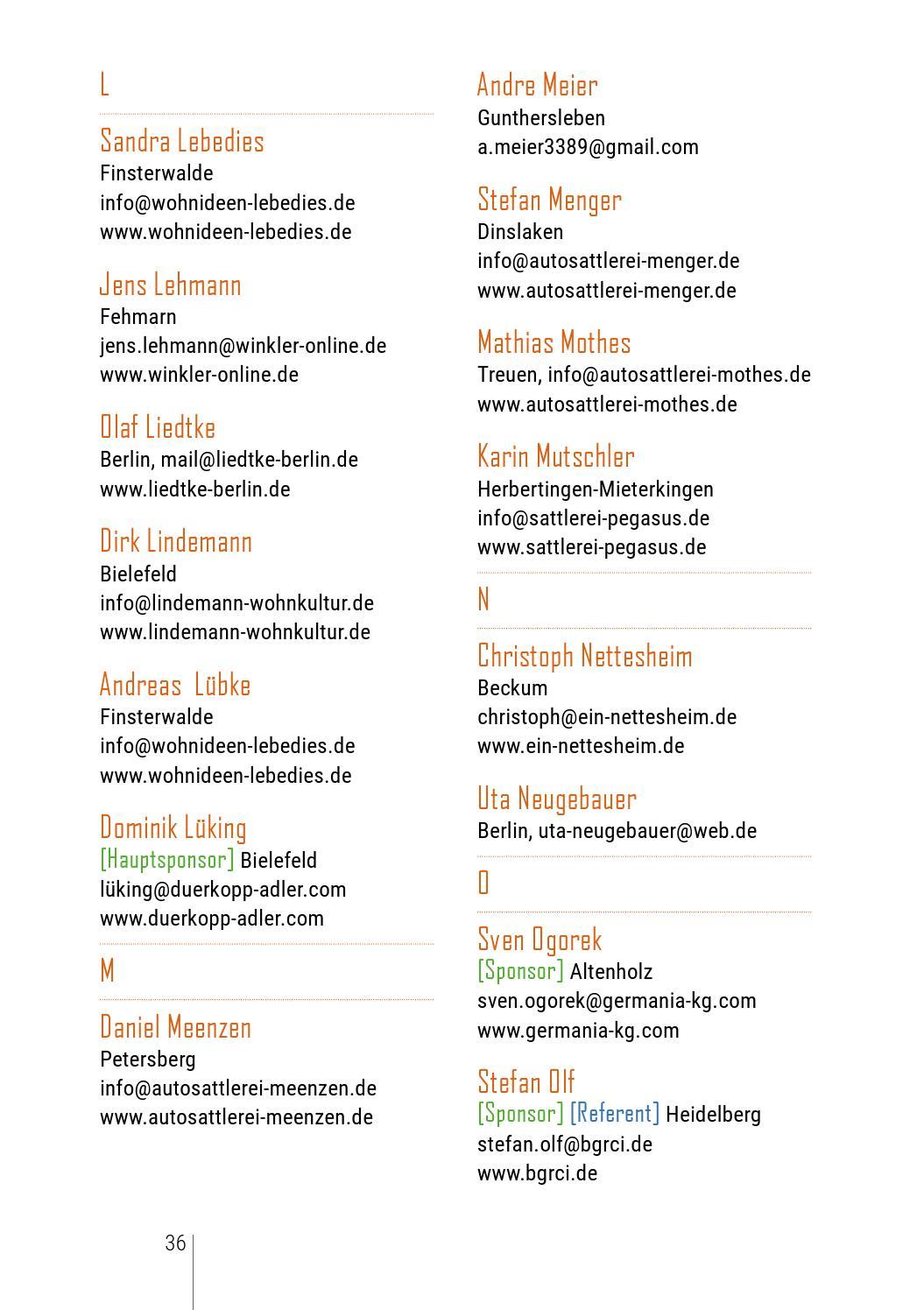 Wohnideen Lebedies tagungsheft jungmeistertagung aurich 2016 by jungmeisterkreis