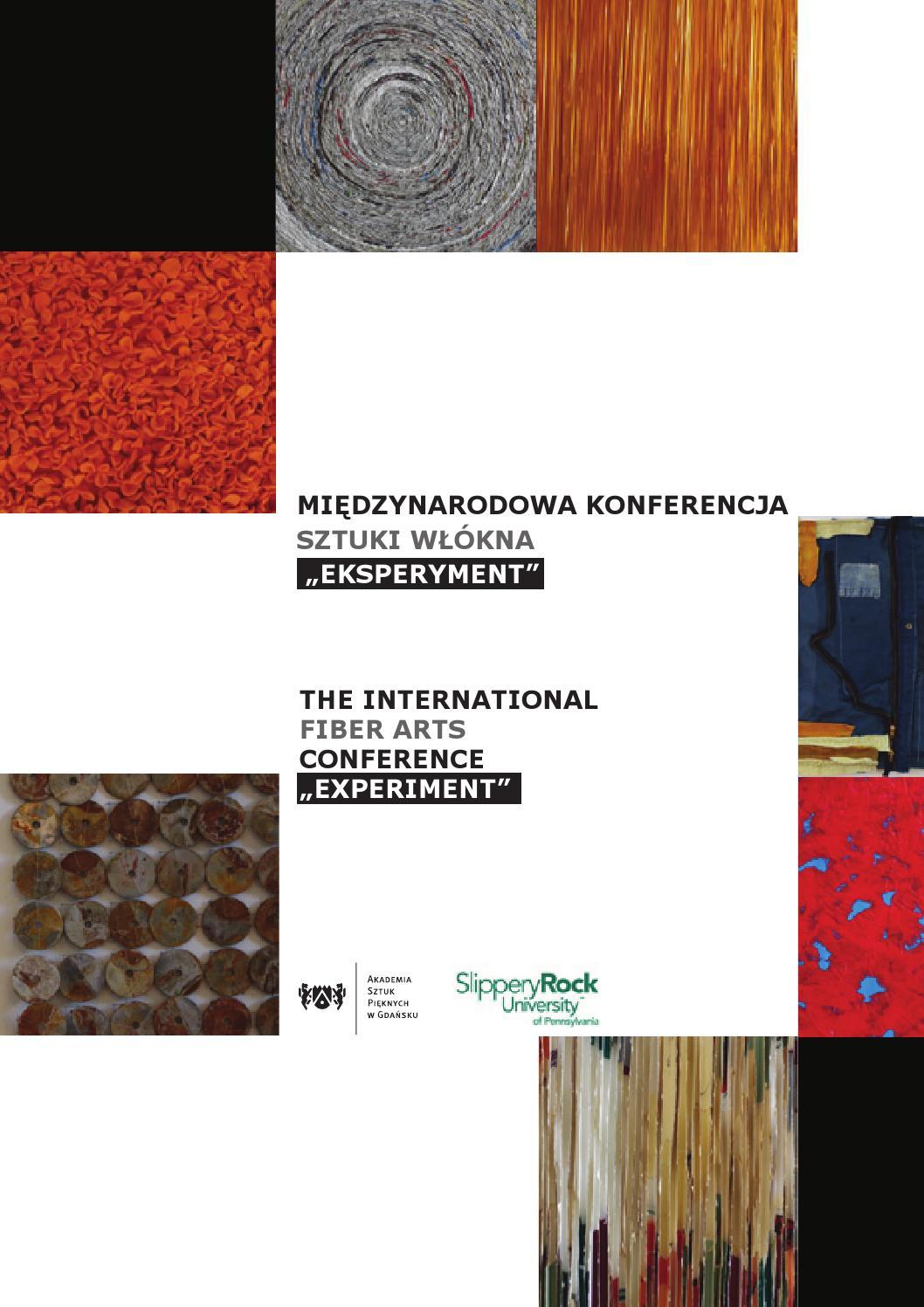 48e6691de6320e Monografia Eksperyment 2015 by Akademia Sztuk Pięknych w Gdańsku - issuu