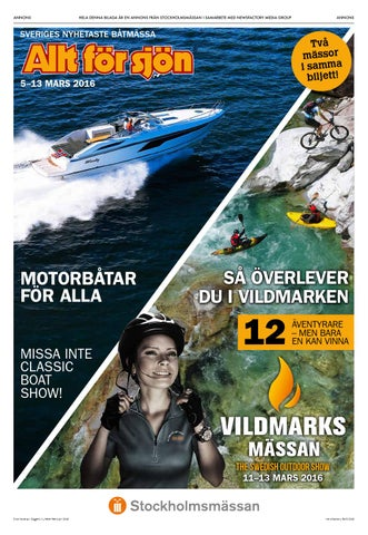 Allt för sjön   Vildmarksmässan 2016 by Newsfactory Media Group - issuu d3a6768ccfa72