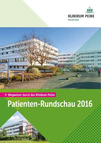 Patienten-Rundschau 2016 by Peiner Allgemeine Zeitung - issuu