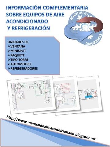 Tipos de aire acondicionado automotriz pdf
