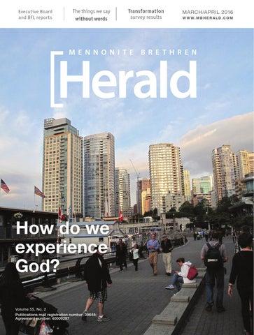 664f7bdda2329 MB Herald March April 2016 by Mennonite Brethren Herald - issuu