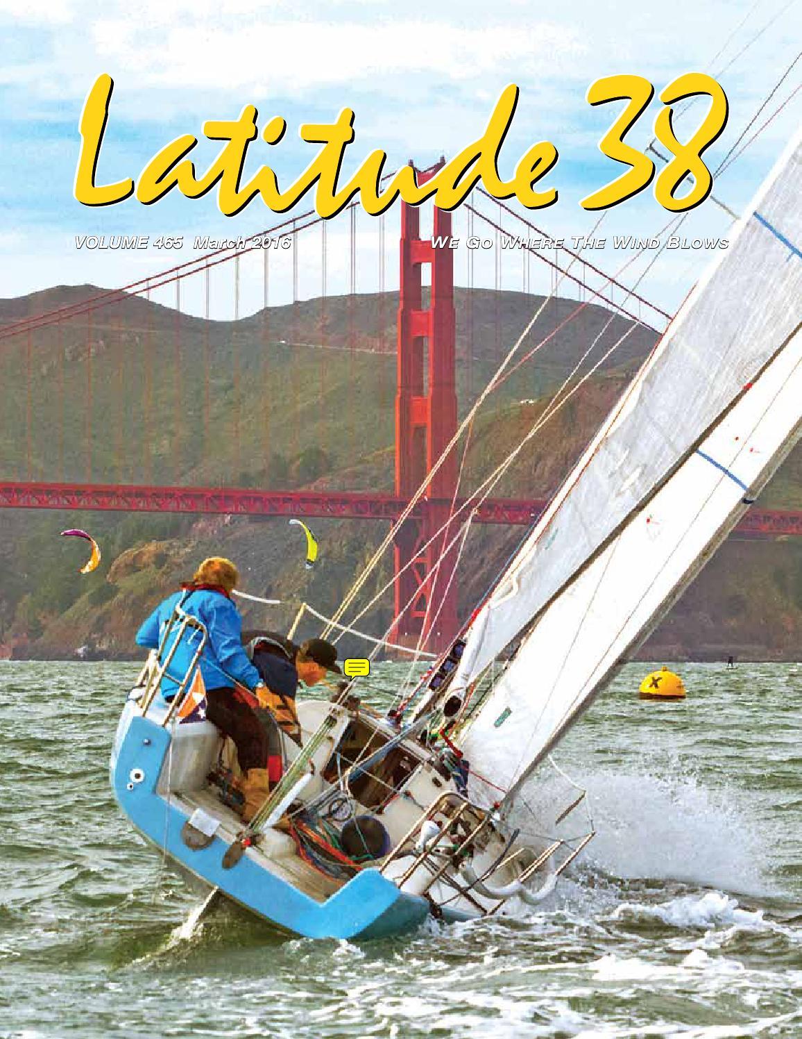 Latitude 38 March 2016 by Latitude 38 Media, LLC - issuu