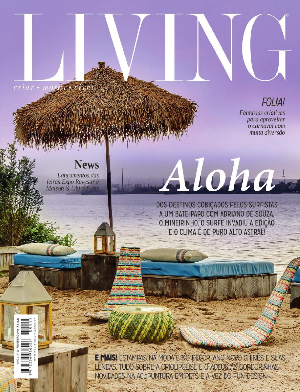 Revista Living - Edição nº55 - Fevereiro de 2016 by Revista Living - issuu 198126b0fa