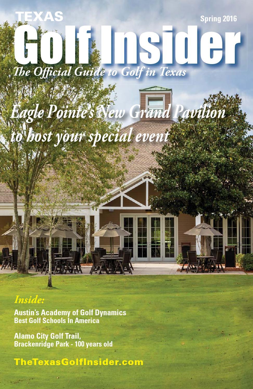 Texas Golf Insider Houston by Digital