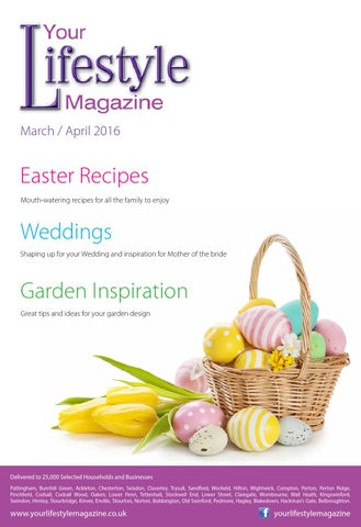 Your lifestyle magazine marapr 16 by linda farren issuu page 1 malvernweather Images