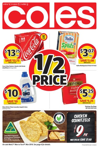 Qld Coles 020316 080316 By Hojunara Issuu