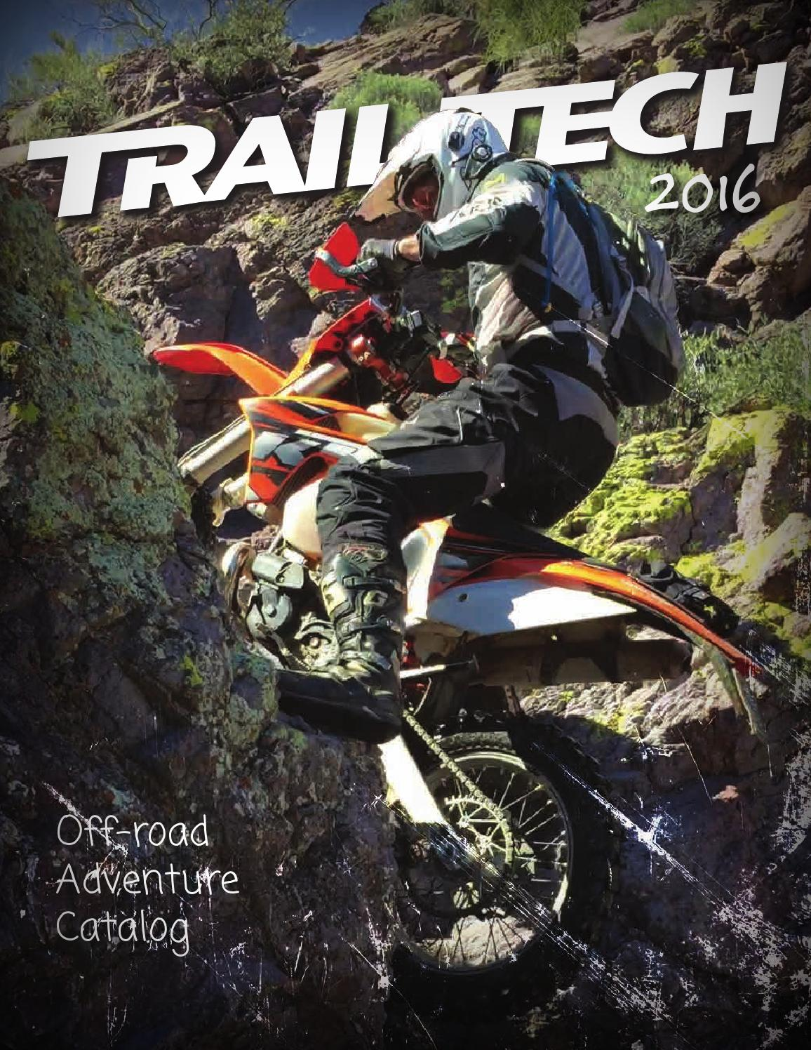 2016 Trail Tech Catalogue Off Road Imports By Issuu Husqvarna Wiring Harness Connectors