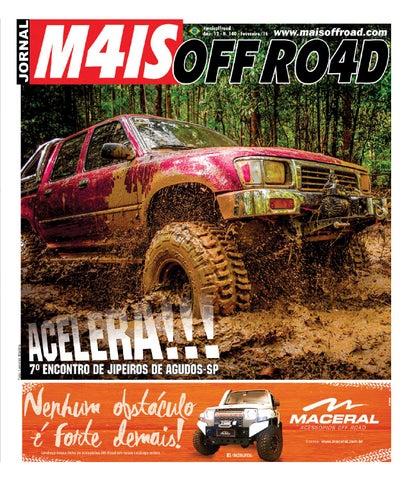 Jornal mais off road edio n 140 fevereiro 2016 by jornal mais page 1 fandeluxe Gallery