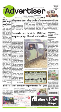 Tca 3 2 16 Full Issue by Tuscola County Advertiser - issuu