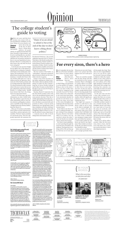 March 2, 2016 by NCSU Student Media - issuu