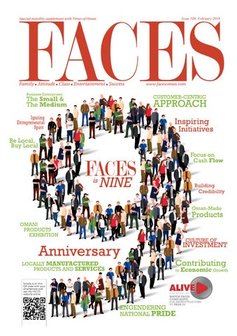 FACES Issue No  109 by FACES OMAN - issuu