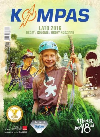 5fa6662d20b66 Katalog Letnie Obozy Przygody 2016 by BTA Kompas - issuu