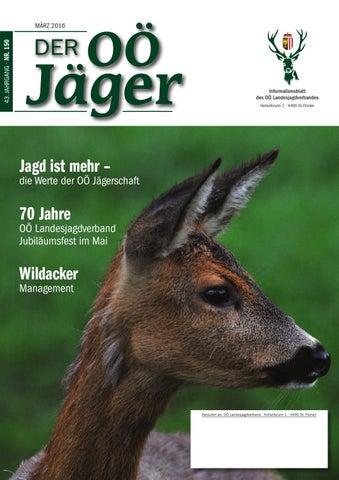 Der OÖ Jäger N°150 by Christof Neunteufel - issuu
