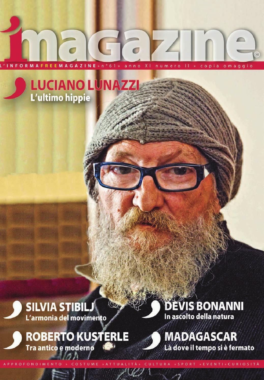IMagazine 61 By Andrea Zuttion Issuu