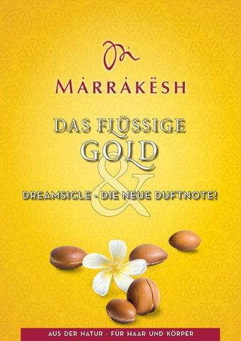 Marrakesh Kd Broschüre Mit Dreamsicle By Fpe Friseur Und