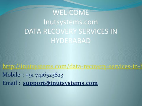 Data Recovery Hyderabad | Data Recovery Software | Porwal ...