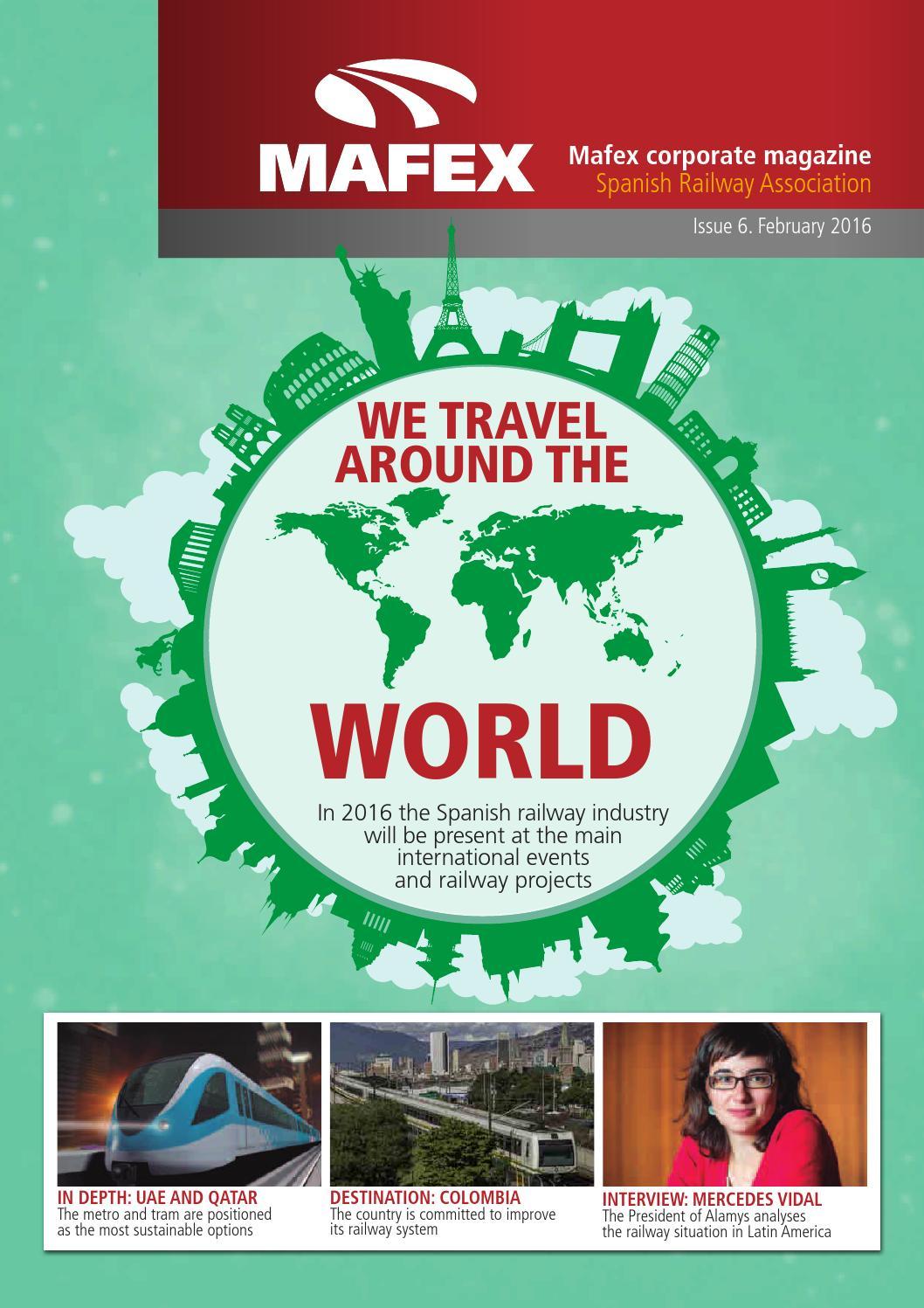 Mafex Corporative Magazine (6) by Mafex Revista Corporativa
