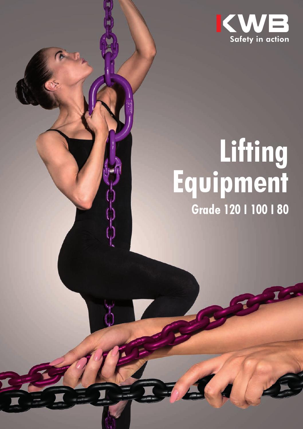 Grade 100 KWB 3//4 Chain Coupling Link