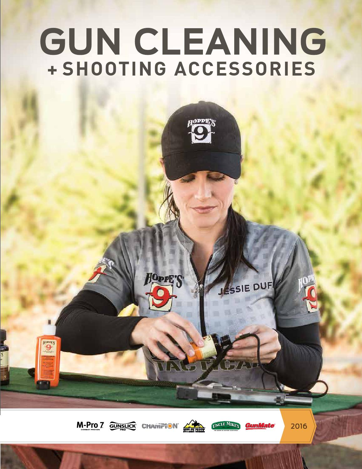 667b54b7fb61 2016 Shooting Accessories Catalog US - English by Bushnell - issuu