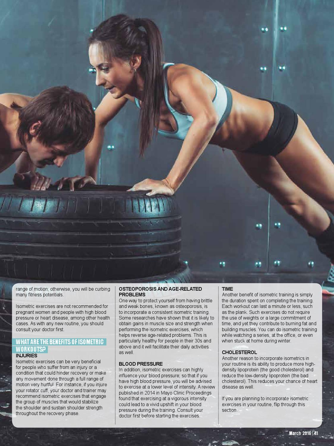 04c4483260d March issue 2016 by The Fitness and Lifestyle Magazine - issuu
