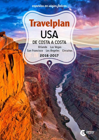 Travelplan USA de Costa a Costa