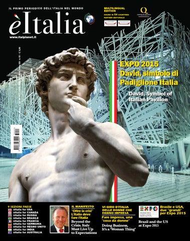 èitalia 93 – Il Primo Periodico dell Italia nel Mondo by èItalia - issuu e1adcf8813f