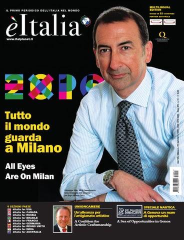 èitalia 91 – Il Primo Periodico dell Italia nel Mondo by èItalia - issuu 189a6225a50b