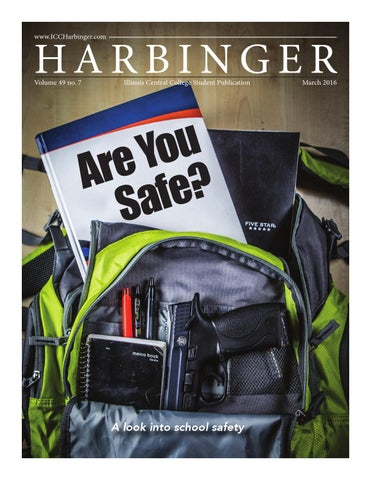 d4ace9e4f5d March Issue - Harbinger by The Harbinger   ICC - issuu