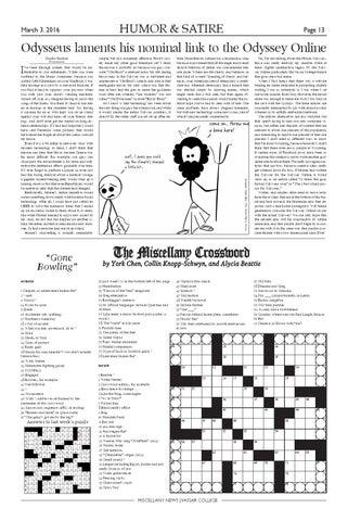 Witty banter crossword
