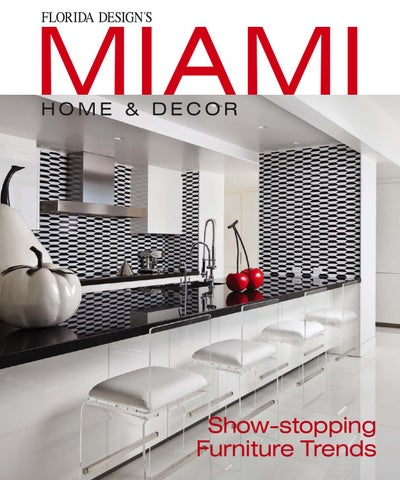 Miami home decor