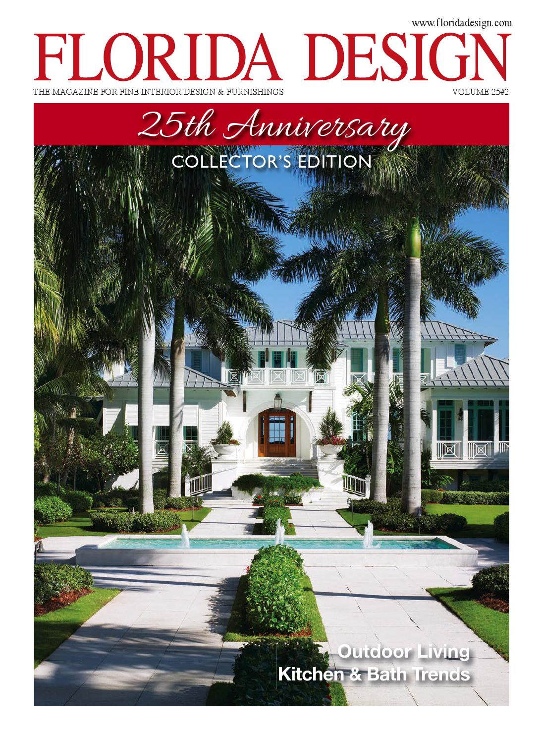 Florida design 25 2 by florida design inc issuu for Florida design