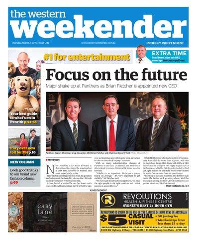Western Weekender March 16 by Western Sydney Publishing Group - issuu