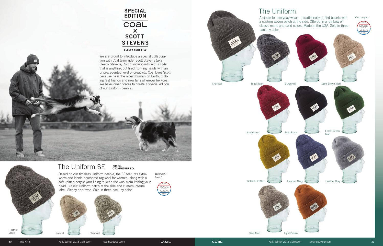 b80d882413a34 Coal Headwear 16 17 by bane 4 - issuu