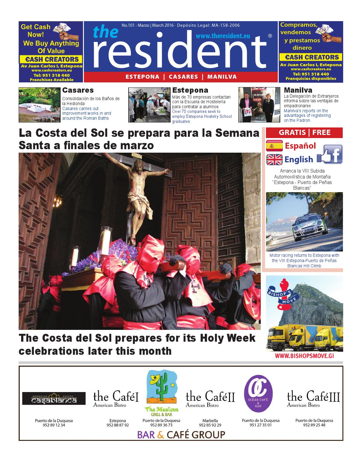 The Resident March 2016 by Manilva Media Workshop SLL - issuu